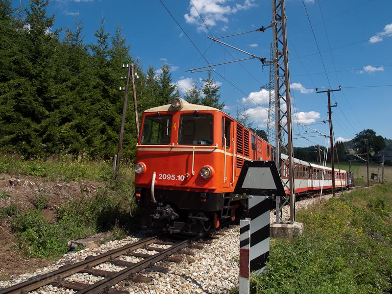 A 2095.10 Annaberg és Gösing között fotó
