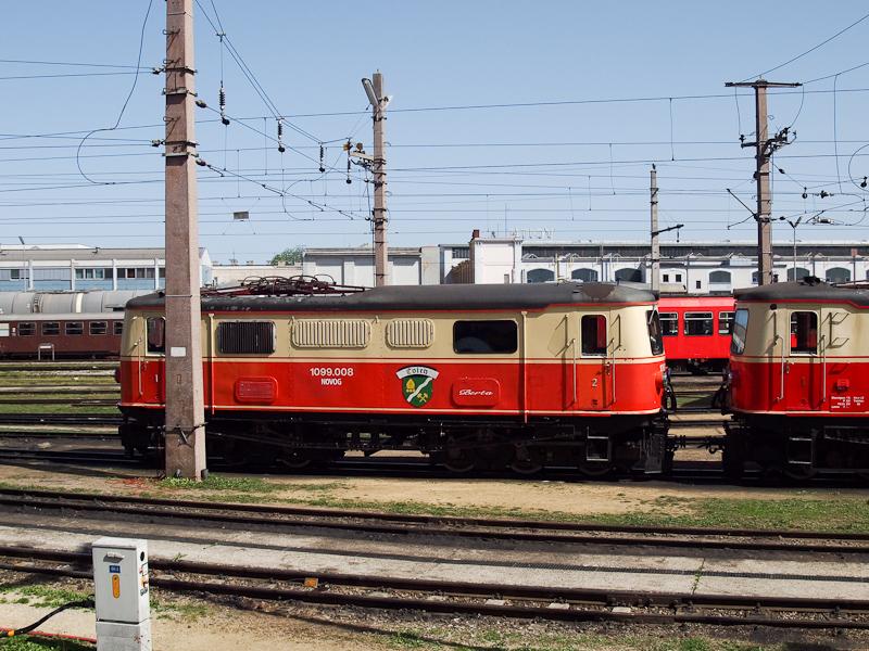 A NÖVOG 1099.008 St. Pölten fotó