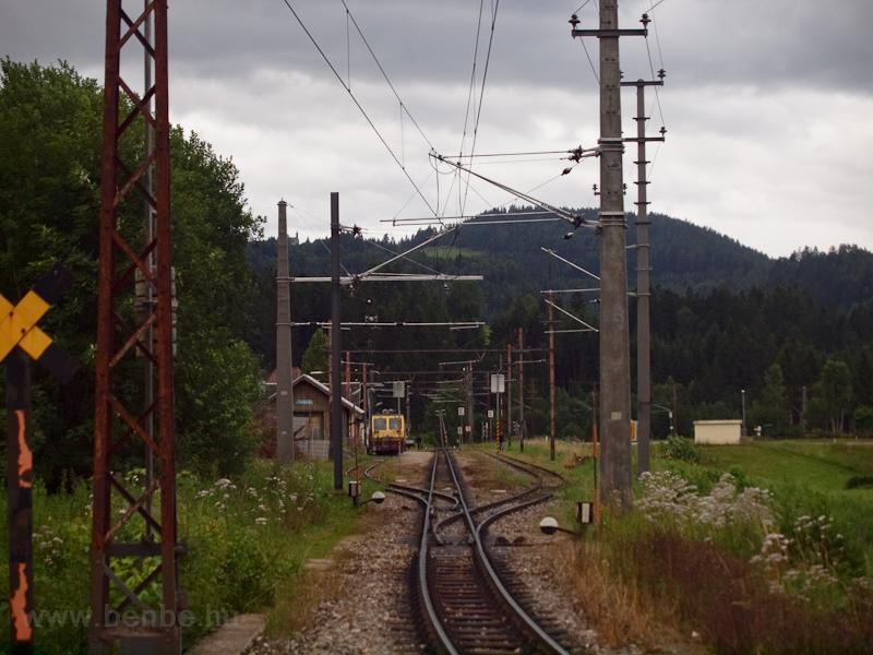 Annaberg állomás fotó
