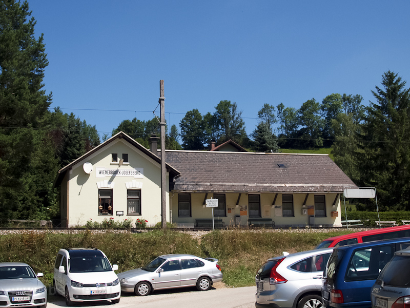 Wienerbruck-Josefsberg megállóhely fotó