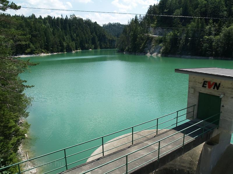 A vízerőmű Erlauf fotó