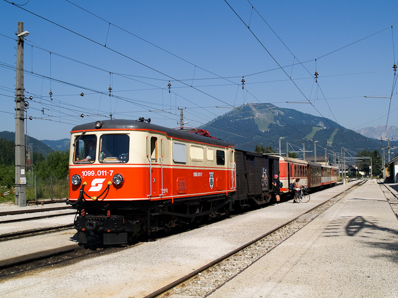 The 1099.011-7 seen at Mariazell photo