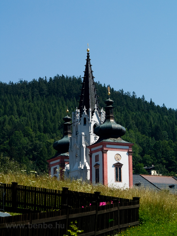 The cathedral of Mariazell photo