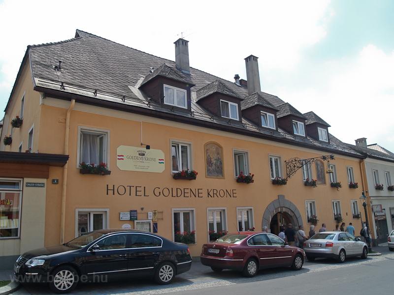 A Goldene Krone szálló fotó