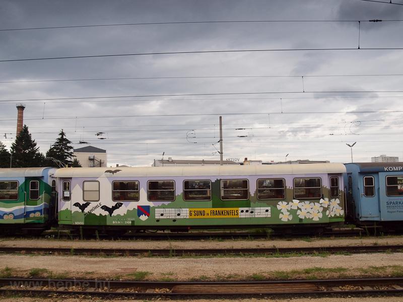 A Mariazellerbahn reklámkoc fotó