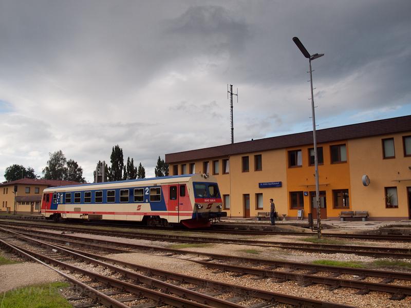 Az ÖBB 5047 026-9 St. Pölten Alpenbahnhofon fotó