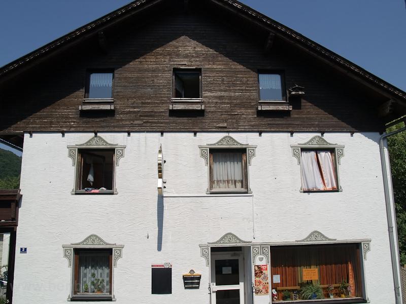 Ház Rabensteinben fotó