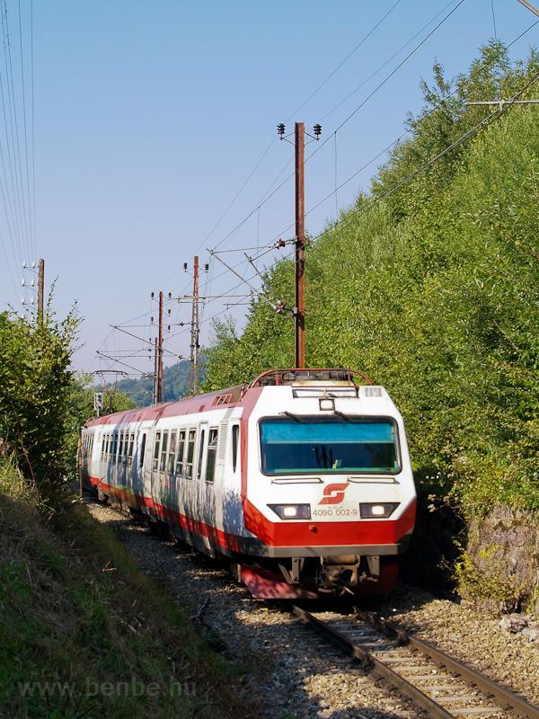 Az ÖBB 4090 002-9 Kirchberg fotó