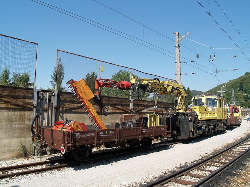 PFT-munkagépek Kirchbergben fotó