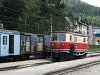 The 1099.02 is running around in Mariazell