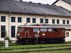 A 1099 010 Ötscher Bär villanymozdony St. Pölten Alpenbahnhofon