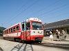 Az ÖBB 5090 016-6 Kirchberg an der Pielach állomáson