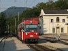 Az ÖBB 5090 004-2 Kirchberg an der Pielach állomáson