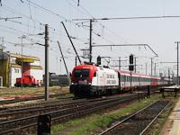 Az �BB 1016 047-1 <q>Wiener St�dtische</q> St. P�ltenben