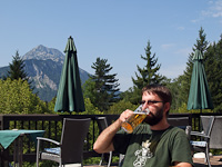 A beer and the �tscher