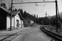 Erlaufklause station