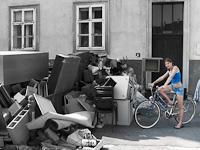 Lomtalanítás Sankt Pöltenben
