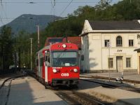 Az �BB 5090 004-2 Kirchberg an der Pielach �llom�son