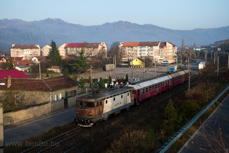 The CFR Calatori 44 0123-4  photo