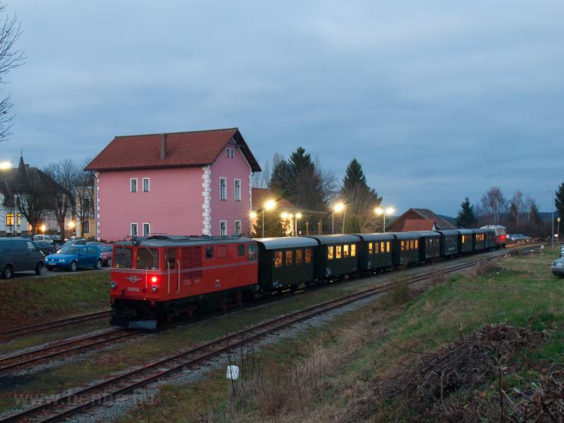 A BBÖ/NÖVOG 2095.12 Weitrában fotó