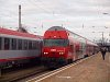 Èeske Velenicéből Wien Franz-Josefs-Bahnhofra tartó REX Gmündben