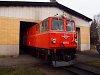 A BBÖ 2095.12 Gmünd fűtőházában