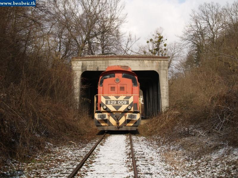 A29 009 a Csingervölgyben fotó