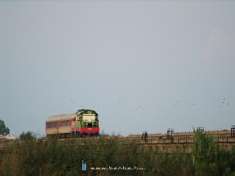 T669 1044 a Novoselë közelében fotó