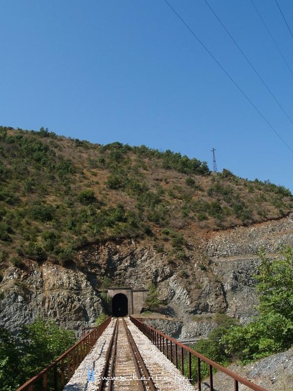 Alagút-viadukt-alagút kombináció fotó
