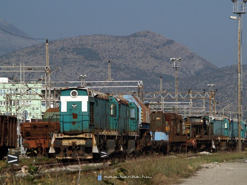 744 011 Podgoricában fotó
