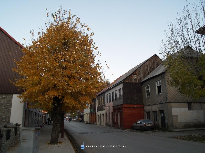 Kolasin hangulatos belvárosa fotó