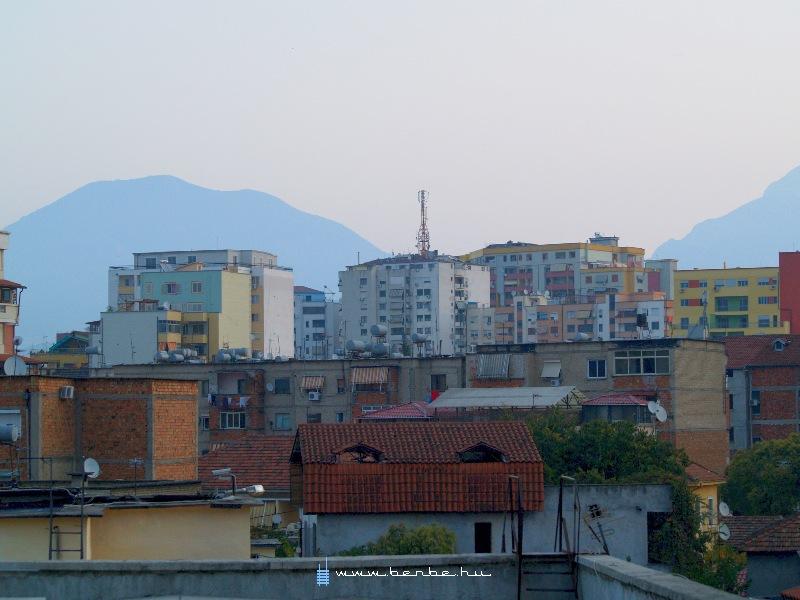 Kilátás a szállodánkból fotó