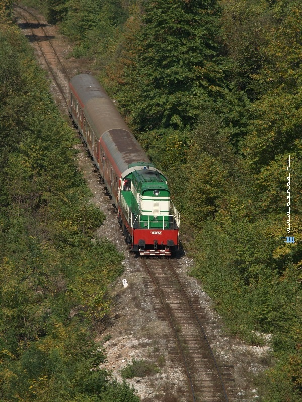T669 1047 Librazhd és Xhire között fotó