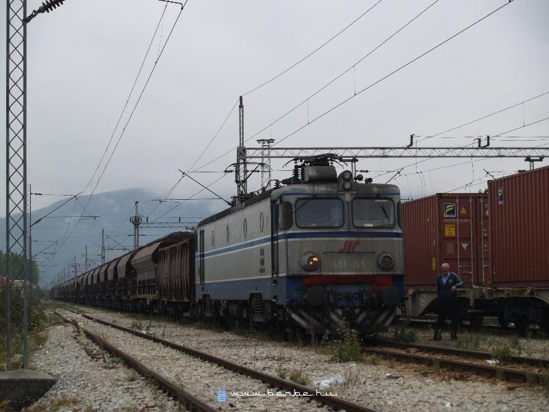 461 105 Prijepolje Teretnán (a teherpályaudvaron) fotó