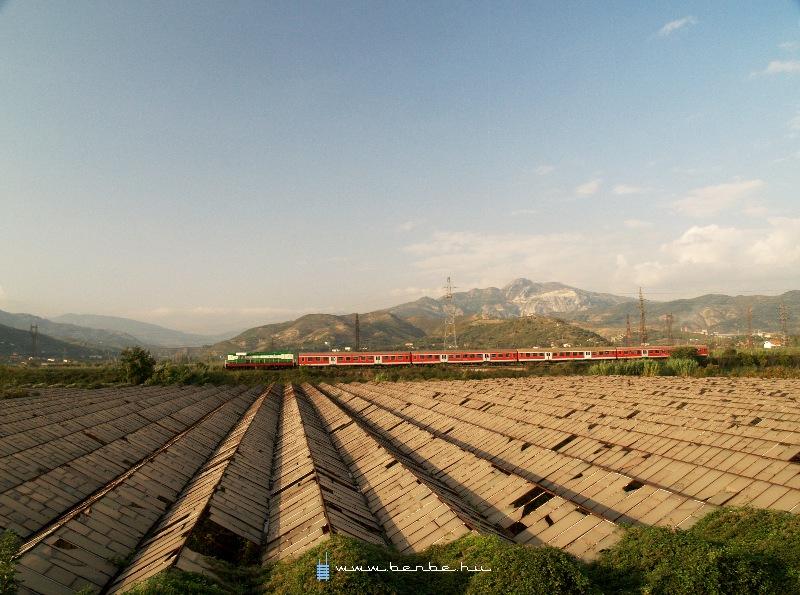 T669 1047 Elbasanban fotó