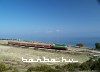 The T669 1047 between Lin and Memelisht and the coast of Lake Ohrid