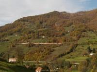 A Tara (immár nemzetközi) gyorsvonat Slijepac Most és Bijelo Polje között