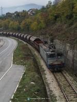 461 105 Prije Poljéban a teher- és a személypályaudvar között