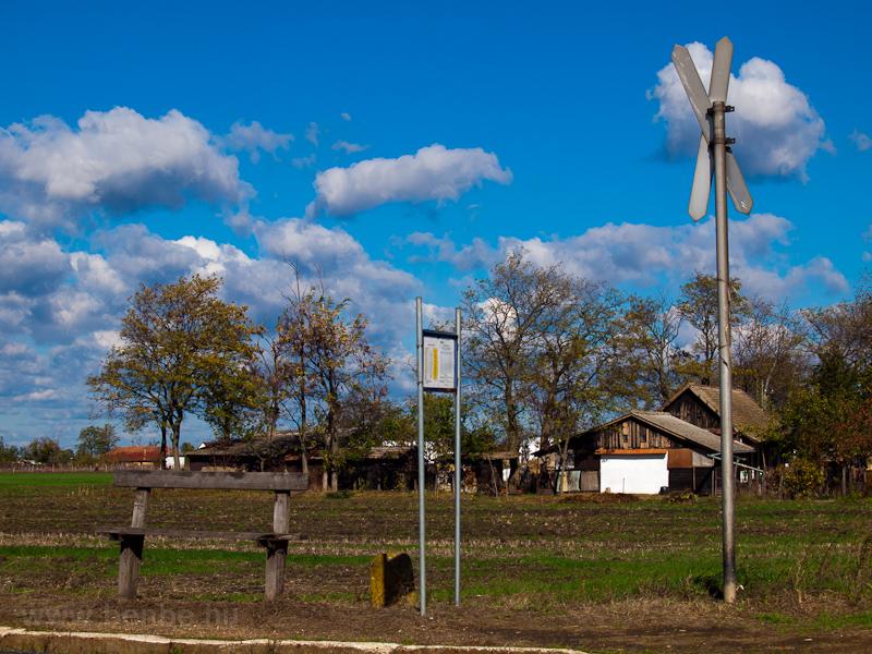 Tanya Sirató megállóhely közelében fotó