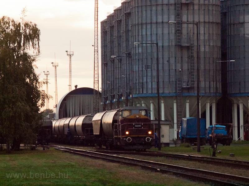 Az A28 013-as iparvasúti Go fotó