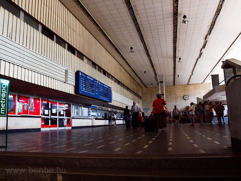 Szolnok állomás fotó