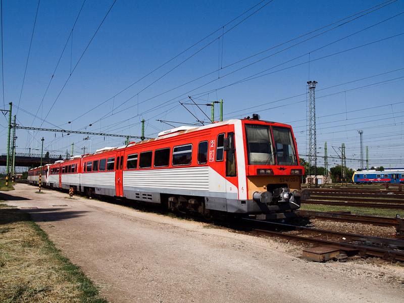 A 6341 013-8 Szolnokon fotó
