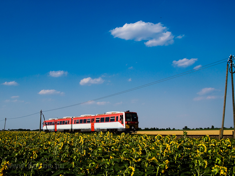 A 6341 011-2 Kunszentmárton és Nagytőke között fotó