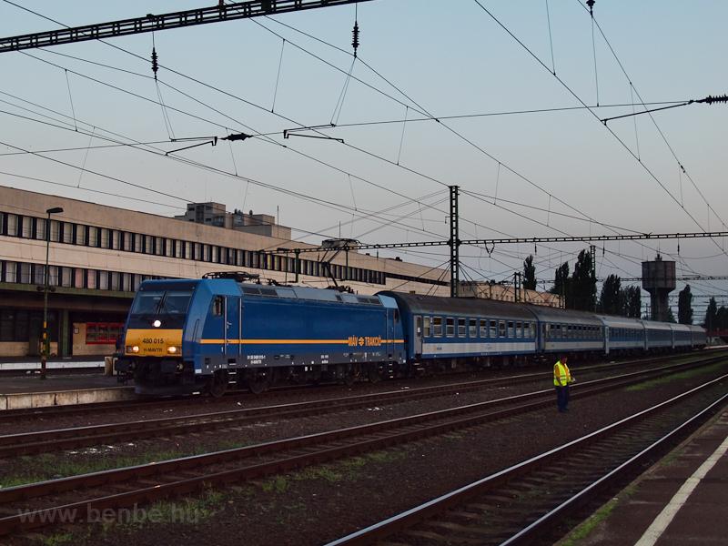 A MÁV-TR 480 015-ös TRAXX e fotó