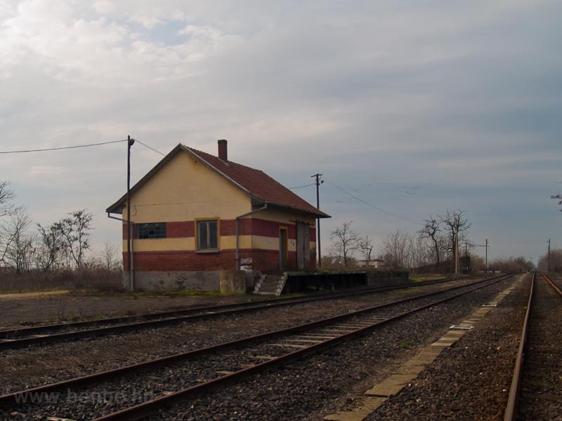 Raktár Komádi állomáson fotó