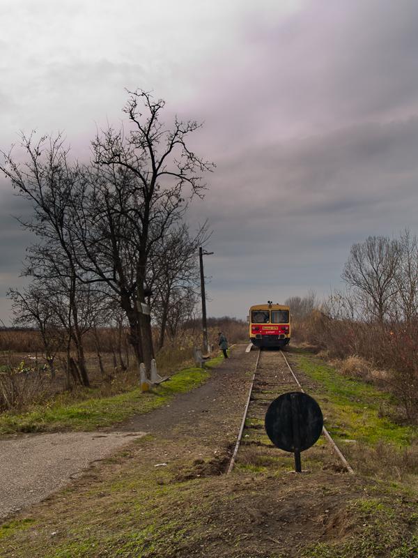 A MÁV-START Bzmot 379 Körös fotó