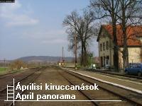 April panorama