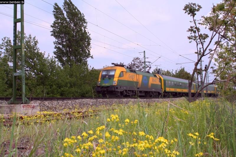 1047 505-1 Keleföld elõtt fotó