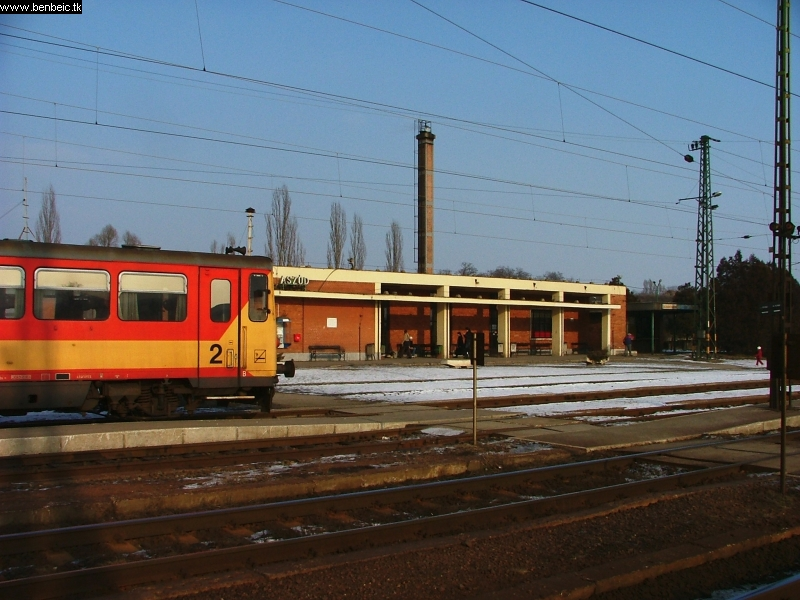 Aszód állomás (Bzmot 343) fotó