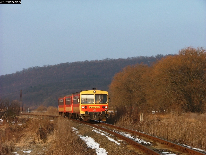 Bzmot 242 before Püspökhatvan photo